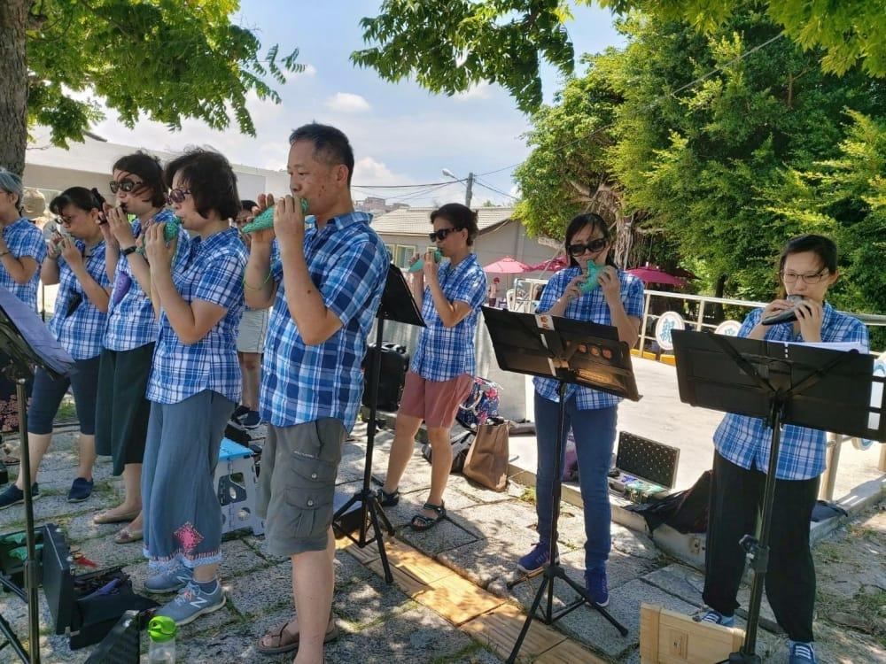2020/07/12 夏音蟬鳴~夏季小願音樂會-海之音陶笛樂團