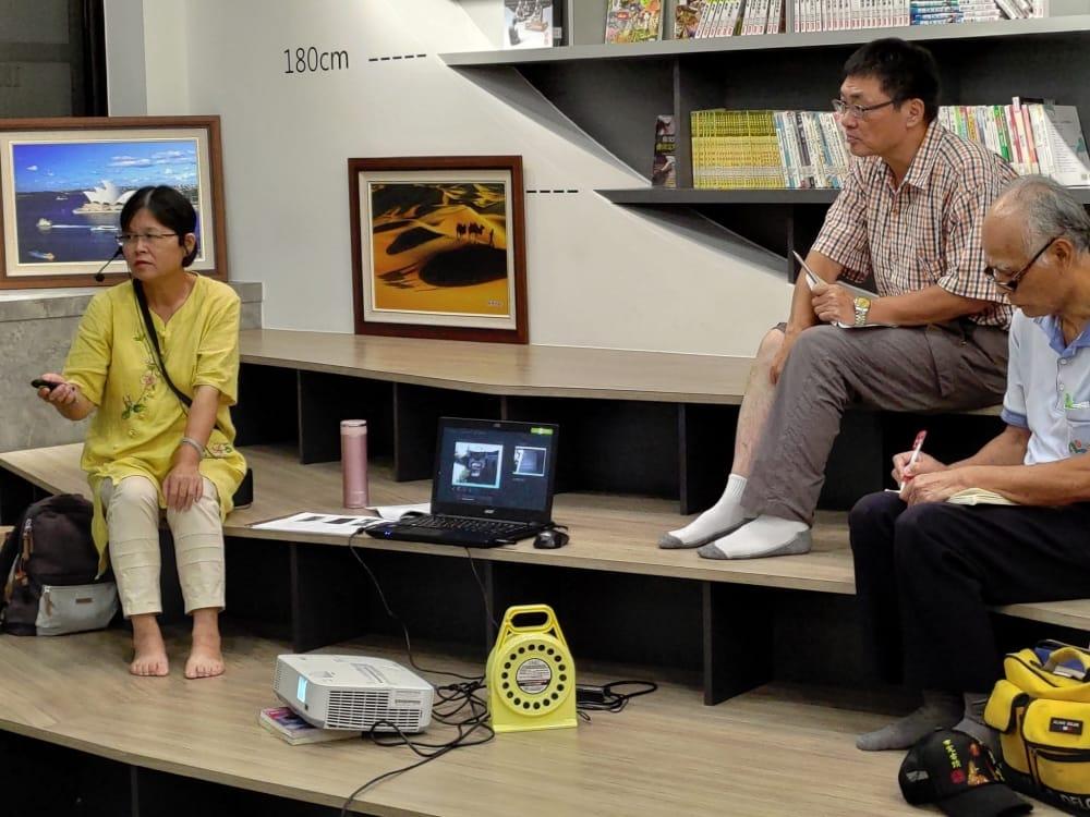 2020/08/04 山海屯文史講座─匠寮文化